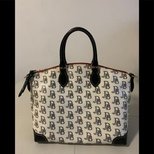 💖 EUC Authentic Dooney & Bourke 💖 Satchel Bag